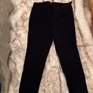 Straight leg Talbots dress pant size 14